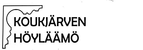 Koukjärven höyläämö